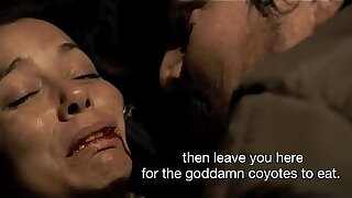 Eva Longoria violated in movie Frontera